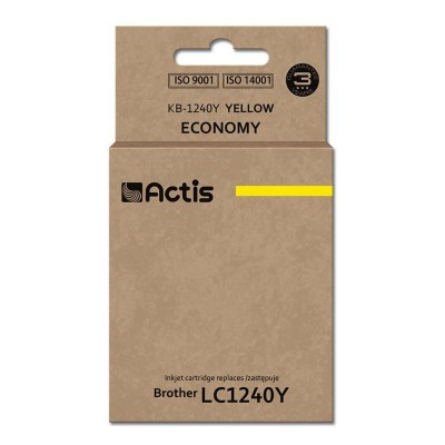 Actis KB-1240Y ink cartridge Brother LC1240 yellow