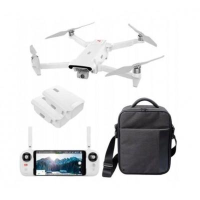 Drone Xiaomi Fimi X8SE 2020 4K FMWRJ03A6 GPS + additional battery and drone bag