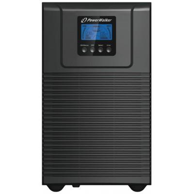 PowerWalker VFI 3000 TG Double-conversion (Online) 3000 VA 2700 W 5 AC outlet(s)