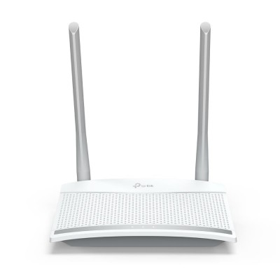 TP-LINK TL-WR820N wireless router Fast Ethernet Single-band (2.4 GHz) White