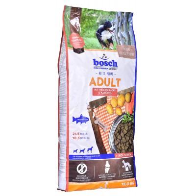 Bosch 09030 Adult Salmon Potato  15 kg