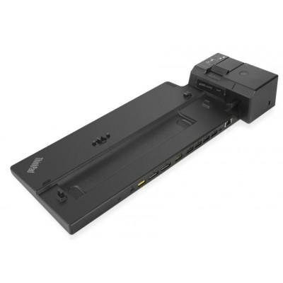 Lenovo 40AH0135EU notebook dock/port replicator Docking Black