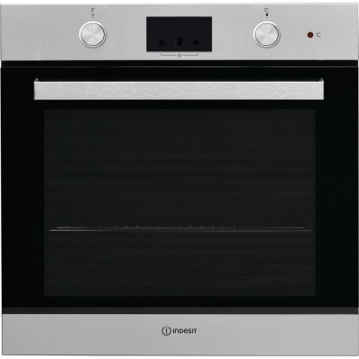 Indesit IFW 65Y0 J IX oven Electric 66 L Stainless steel A