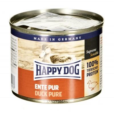 HAPPY DOG Ente Pur 200 g