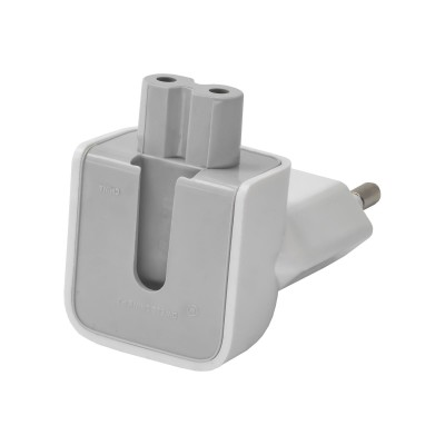 Akyga AK-AD-60, adapter is a high-quality relacement Duckhead. White