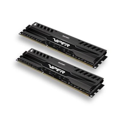 Patriot Memory 16GB (2 x 8GB) PC3-12800 (1600MHz) Kit memory module DDR3
