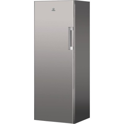 Indesit UI6 1 S.1 Freestanding Upright Silver 232 L A+