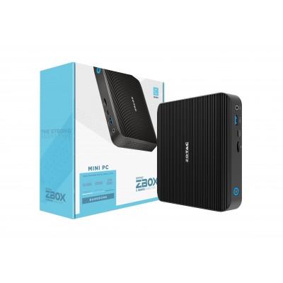 Zotac ZBOX CI341 0.69L sized PC Black BGA 1090 N4100 1.1 GHz