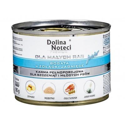 Dolina Noteci 5902921300472 dogs moist food, Lamb 185 g
