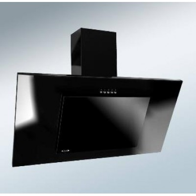 Akpo WK-4 Nero Glass 450 m³/h Wall-mounted Black