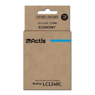 Actis KB-1240C ink cartridge Brother LC1240 cyan