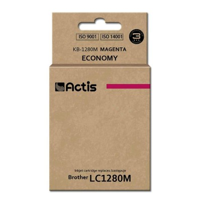 Actis KB-1280M ink cartridge for Brother printer (Brother LC-1280M replacement) standard