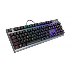 Cooler Master Gaming CK350 keyboard USB QWERTY US English Metallic