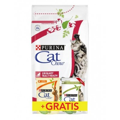 Purina Cat Chow Adult Special Care Urinary Tract Health 1,5 kg + saszetki 2x85g