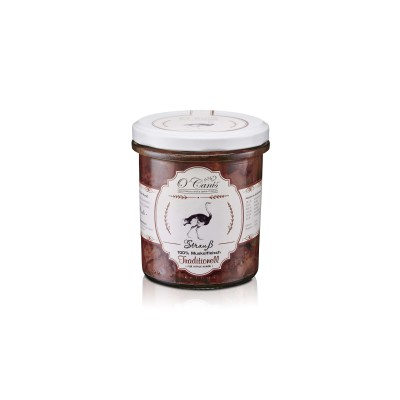 O'Canis 4260118930347 dogs moist food Ostrich Adult 300 g