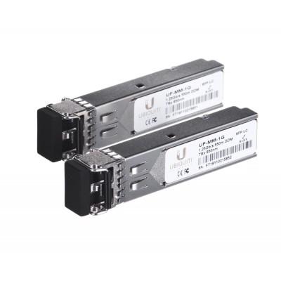 Ubiquiti Networks UF-MM-1G network transceiver module Fiber optic 1250 Mbit/s SFP 850 nm