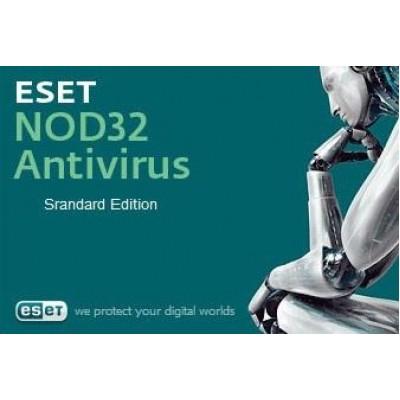 ESET NOD32 Antivirus, RNW, 2Y, 3PC 3 license(s) 2 year(s)