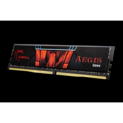 G.Skill Aegis F4-2666C19S-16GIS memory module 16 GB DDR4 2666 MHz