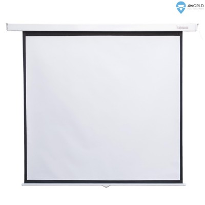 """4World 08143 projection screen 2.54 m (100"""") 4:3"""