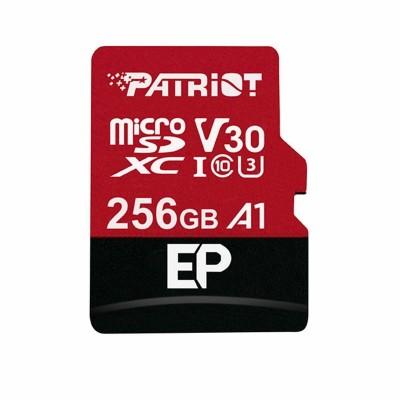 Patriot Memory PEF256GEP31MCX memory card 256 GB MicroSDXC Class 10