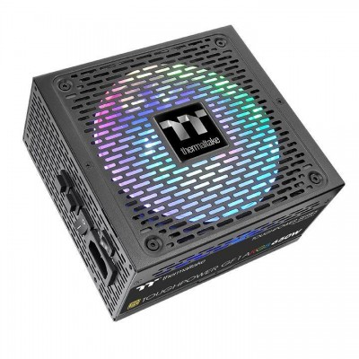 Thermaltake PS-TPD-0650F3FAGE-1 power supply unit 650 W 20-pin ATX ATX Black