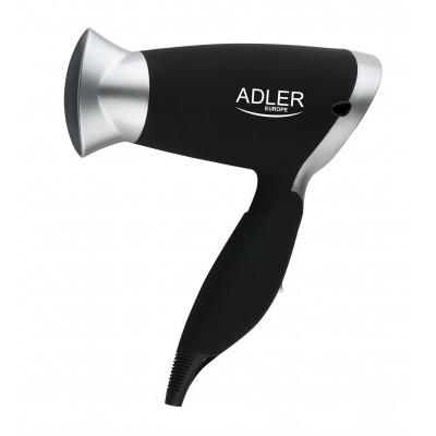 Adler AD 2219 Black,Silver 1250 W