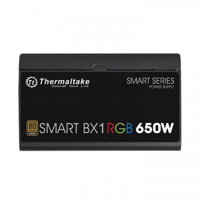 Thermaltake SMART BX1 RGB 650W PSU power supply unit ATX Black