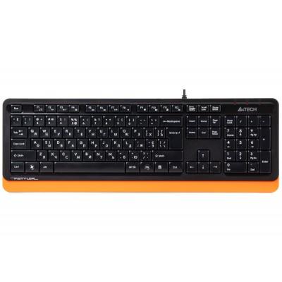 A4Tech FK10 keyboard USB Orange