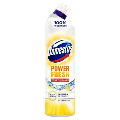 Domestos Power Fresh WC Cleaner Citrus 700 ml