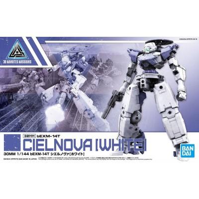 30MM 1/144 bEXM-14T CIELNOVA [WHITE]