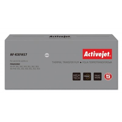 Activejet AF-KXFA57 thermal transfer film for Panasonic KX-FA57E