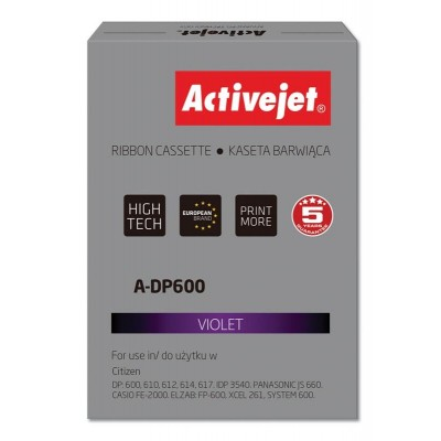 Activejet A-DP600 printer ribbons replacement Citizen DP600