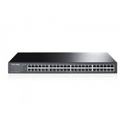 TP-LINK 48-Port 10/100Mbps Rackmount Network Switch