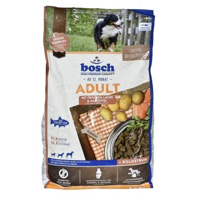 Bosch 09030 Adult Salmon Potato  3 kg