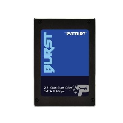 """Patriot Memory Burst 2.5"""" 960 GB Serial ATA III"""