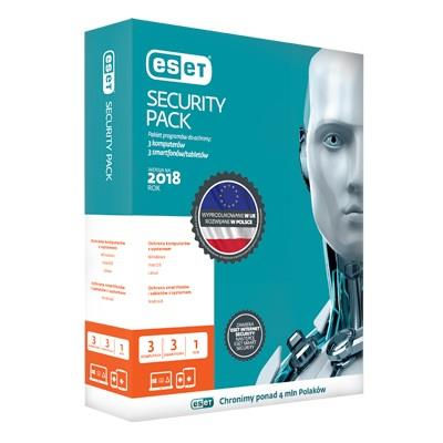 ESET Security Pack Box 1 license(s)