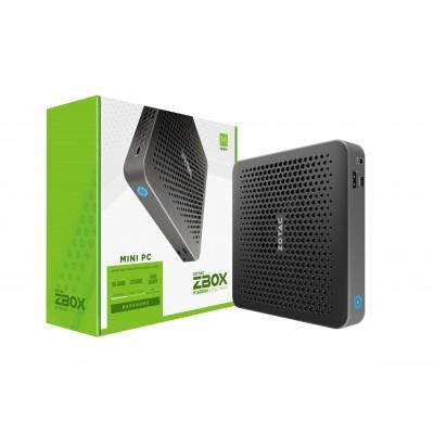 Zotac ZBOX edge MI643 0.64L sized PC Black BGA 1528 i5-10210U 1.6 GHz