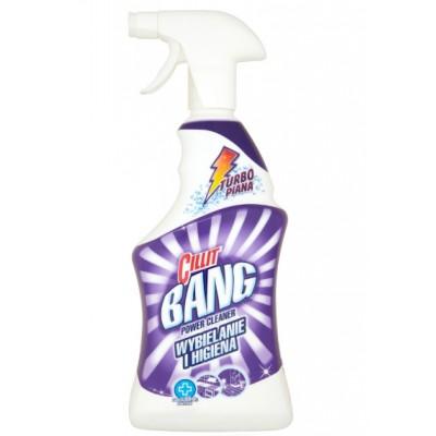 Cilit Bang 5900627042542 bathroom/toilet cleaner 750 ml Spray Foam Disinfecting cleaner