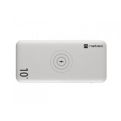 EXTREME MEDIA POWERBANK TREVI Wireless 10000MAH QC 3.0
