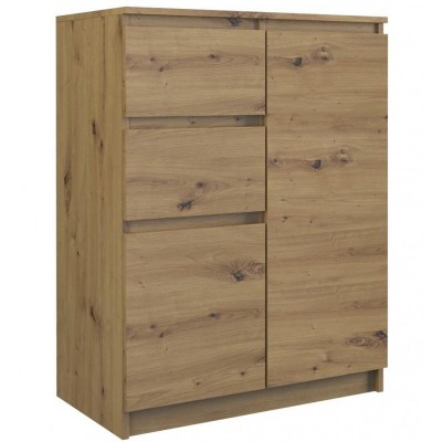 Topeshop 2D2S ARTISAN chest of drawers