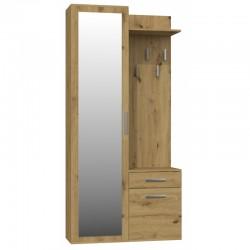 Topeshop GAR DUO ARTISAN entryway cabinet