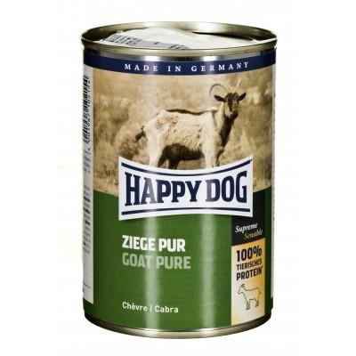 HAPPY DOG Ziege Pur 400 g