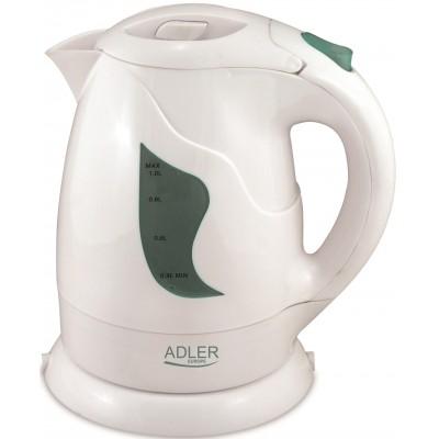 Adler AD 08 w electric kettle 1 L White 850 W