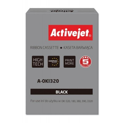 Activejet A-OKI320 printer ribbons replacement OKI 9002303