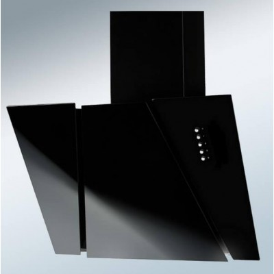 Akpo WK-4 CETIAS 450 m³/h Wall-mounted Black
