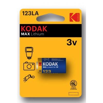 Kodak 123 LA Single-use battery Lithium