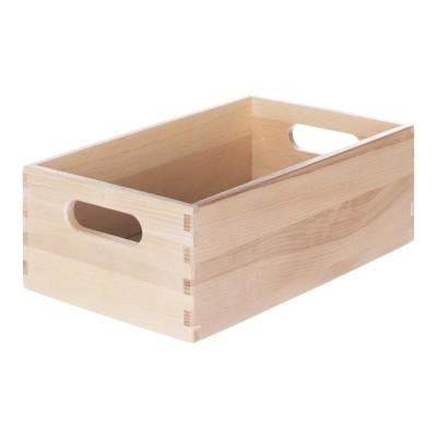 Kesper 18411 Storage box Wood Rectangular