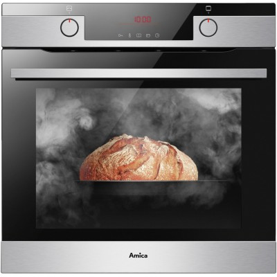 Amica ED47637XA+ X-TYPE STEAM oven 77 L 3600 W A+ Stainless steel
