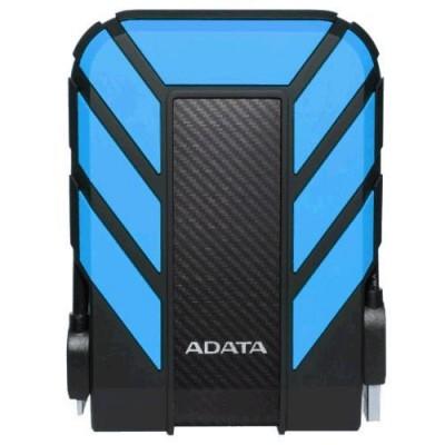 ADATA HD710 Pro external hard drive 1000 GB Black,Blue