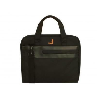 "Urban Factory Eco Bag Mini notebook case 30.5 cm (12"") Briefcase Black"